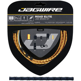 Jagwire Road Elite Link Remkabel Set, black